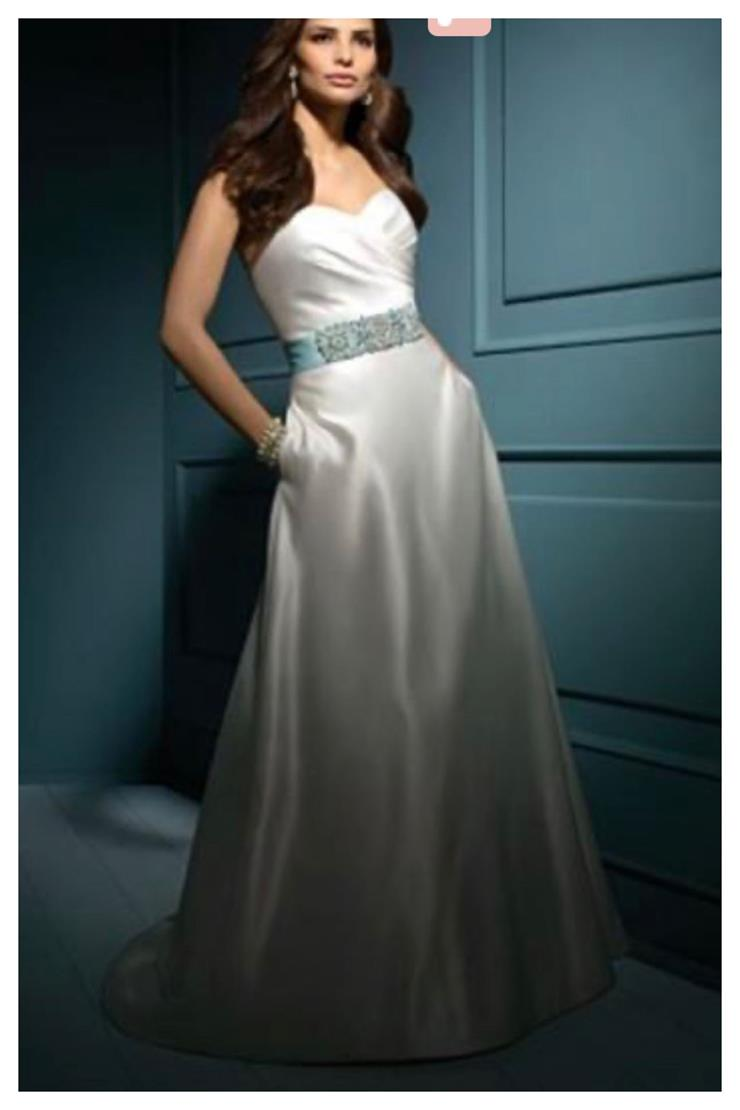 Alfred Angelo Style #830 Image