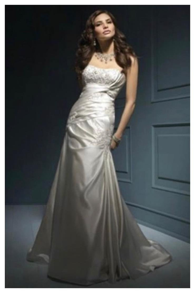 Alfred Angelo Style #833 Image