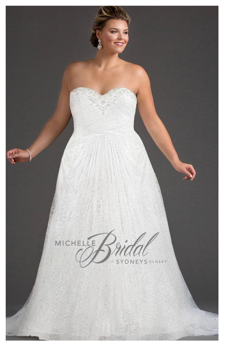Michelle Bridal Style #MB1711 Image