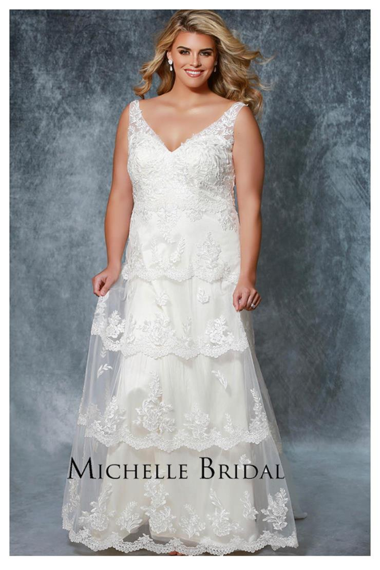 Michelle Bridal Style #MB1936  Image